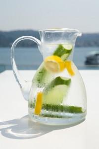 Dr Oz Fat Flush Water Recipe & Pycnogenol for Brown Spots